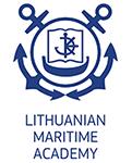 Lithuanian Maritime Academy logo.