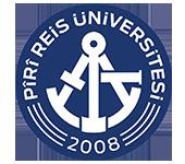 Piri Reis Universitesi logo.