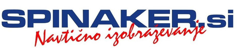Spinaker.si Logo